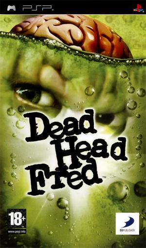 Dead Head Fred sur PSP