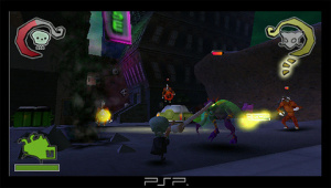 Death Jr - Playstation Portable