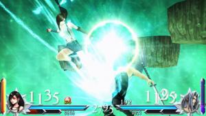 Dissidia 012 : Final Fantasy, des images de Tifa