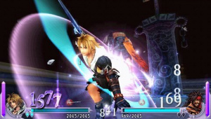 Dissidia : Final Fantasy arrive en Europe