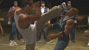 Images : premiers visuels pour Def Jam PSP