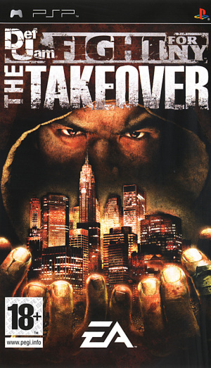 Def Jam Fight for NY : The Takeover sur PSP
