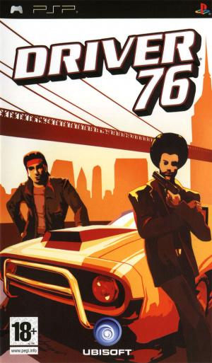 Driver 76 sur PSP