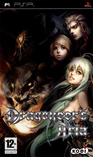 Dragoneer's Aria sur PSP