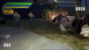 Dead To Rights : Reckoning - Playstation Portable
