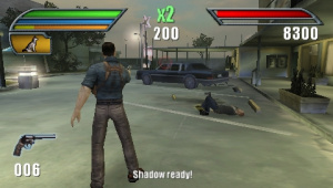 Images : Dead To Rights sur PSP