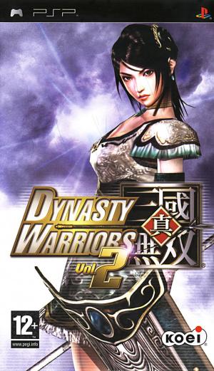 Dynasty Warriors Vol.2 sur PSP