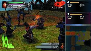 Dynasty Warriors PSP en images