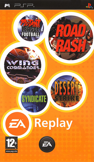 EA Replay sur PSP