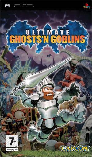 Ultimate Ghosts'n Goblins sur PSP