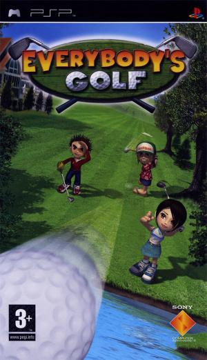Everybody's Golf sur PSP