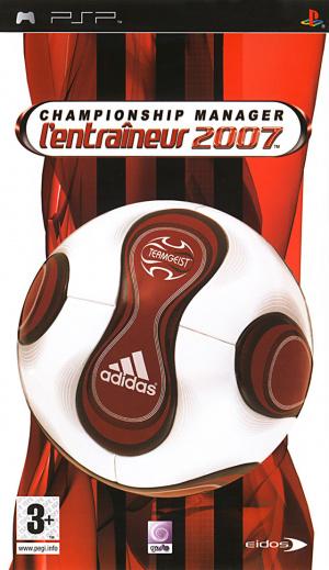 L'Entraîneur 2007 sur PSP