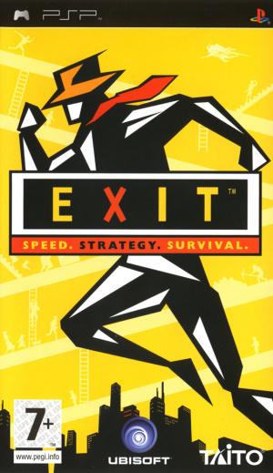Exit sur PSP