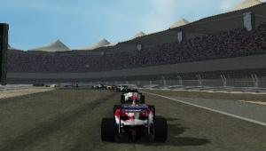 Images de F1 2009 sur PSP