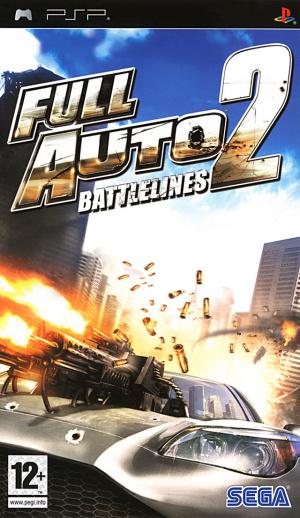 Full Auto 2 : Battlelines sur PSP