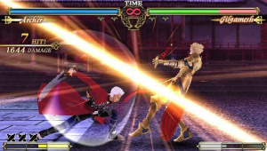 Images de Fate - Unlimited Codes Portable