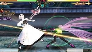 Fate/unlimited codes Portable sortira bien en Europe