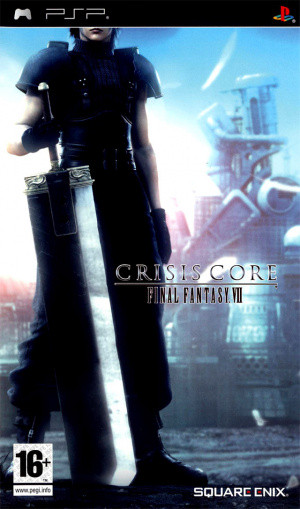 Crisis Core : Final Fantasy VII sur PSP
