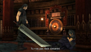 Images françaises de Crisis Core : Final Fantasy VII