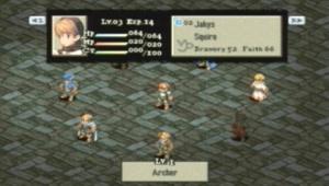 Final Fantasy Tactics : The War Of The Lions