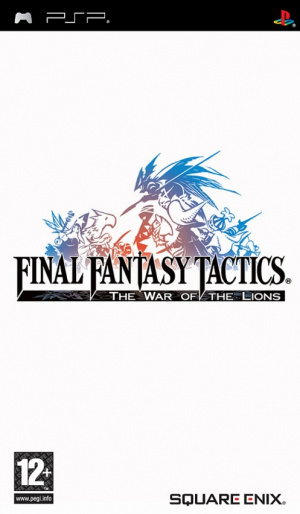 Final Fantasy Tactics : The War of the Lions sur PSP