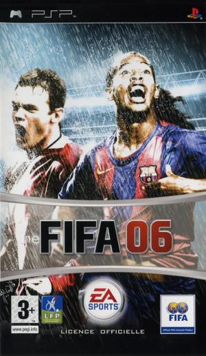 FIFA 06 sur PSP