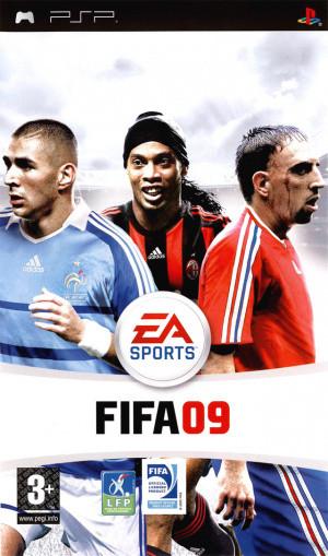 FIFA 09 sur PSP