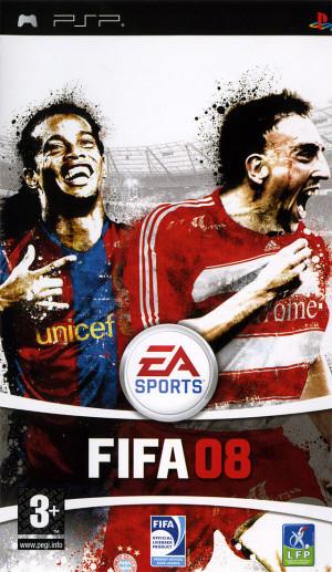 FIFA 08 sur PSP