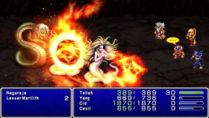 Images de Final Fantasy IV  : The Complete Collection