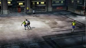 Premières images pour FIFA Street 2 sur PSP