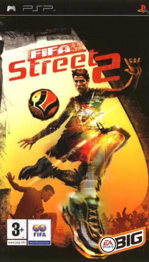 FIFA Street 2 sur PSP