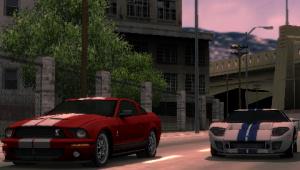 "GC : Ford Racing dans la ""street"""