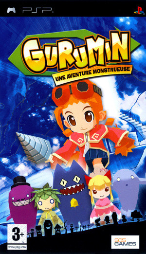 Gurumin : Une Aventure Monstrueuse sur PSP