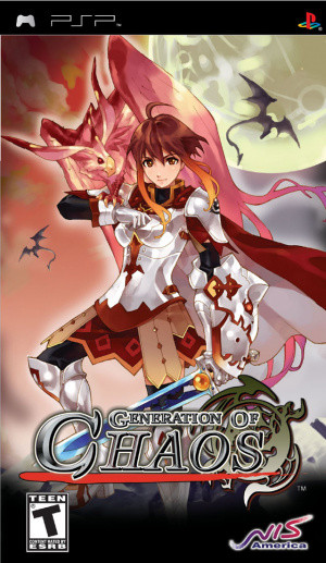 Generation of Chaos sur PSP
