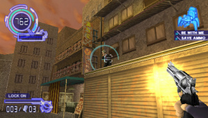 Ghost In The Shell : Stand Alone Complex - Playstation Portable