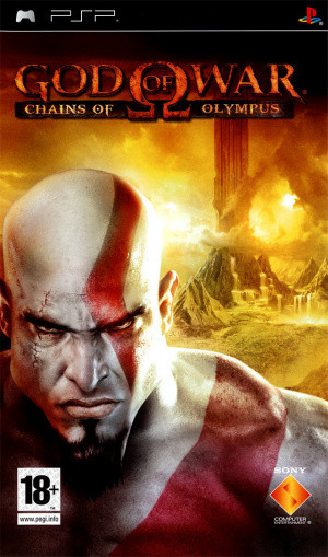 God of War : Chains of Olympus sur PSP