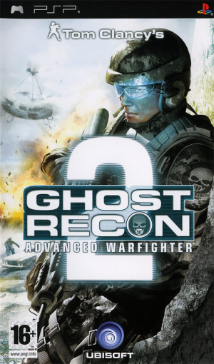 Ghost Recon Advanced Warfighter 2 sur PSP