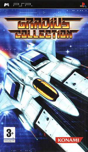 Gradius Collection sur PSP