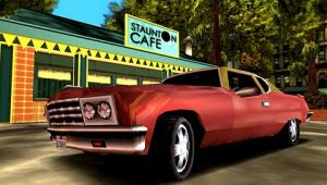Images : GTA Liberty City Stories monte en voiture