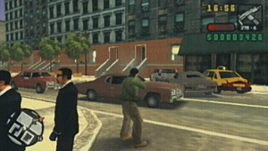 GTA : Liberty City Stories