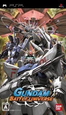 Gundam Battle Universe sur PSP