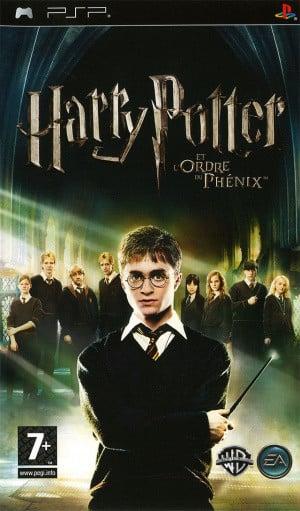 Harry Potter et l'Ordre du Phénix sur PSP