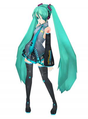 Images de Hatsune Miku - Project Diva