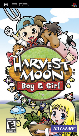 Harvest Moon : Boy & Girl