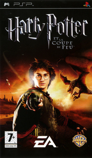 Harry Potter et la Coupe de Feu sur PSP