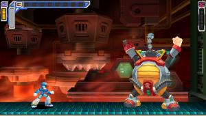 Images : Mega Man Maverick Hunter X saute de plus belle