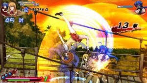 Images de Ikki Tôsen : Xcross Impact