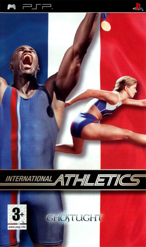 International Athletics sur PSP