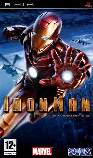 Iron Man sur PSP