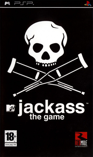 Jackass : The Game sur PSP